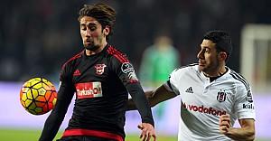 Beşiktaş'tan gol şov, Gaziantep'te hezimet