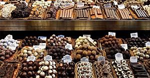 Dünyanın en leziz çikolataları burada!