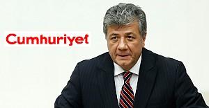 CHP'li vekil Cumhuriyet gazetesine saydırdı