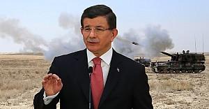 Davutoğlu'ndan flaş YPG açıklaması