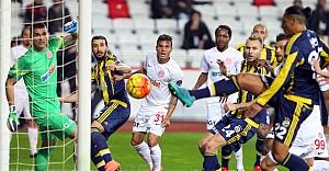 Fenerbahçe, Antalyaspor'u hiç unutmayacak!