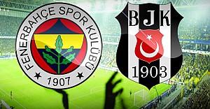 Fenerbahçe - Beşiktaş derbi maçı bu akşam