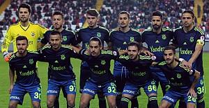Fenerbahçe'de gözler Avrupa'ya çevrildi