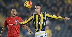 Fenerbahçe, Kasımpaşa'yı 3 - 1'le geçti