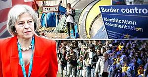 İngiltere, 3 bin sığınmacıyı sınır dışı etti