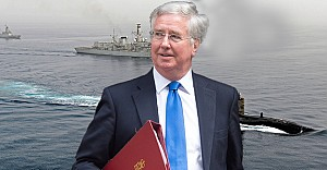 İngiltere, Rusya'ya karşı donanma gönderiyor!
