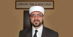 bİskeçe Müftüsü Ahmet Mete#039;ye.../b