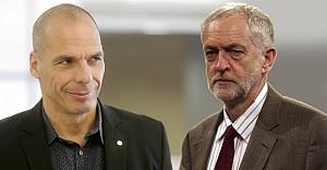 Jeremy Corbyn'e Yunanistan'dan danışman