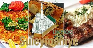 'Taste of Anatolia' Süleymaniye Kültür Merkezi'nde