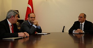 İngiltere Türk Dünyası Platformu'ndan Büyükelçi Bilgiç'e ziyaret