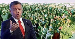 Ürdün Kralı Abdullah'tan 'mülteci' resti