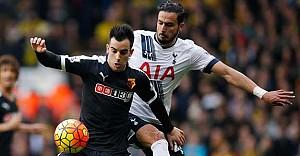 Watford galibiyeti Tottenham'ı ikinciliğe taşıdı