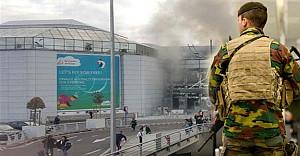 Brüksel'de patlamamış intihar yeleği bulundu