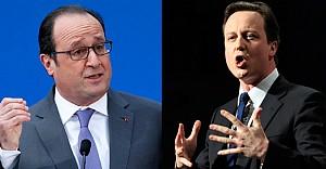 Cameron ve Hollande saldırıyı kınadı