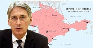 İngiltere'den Rusya'ya, 'Kırım'ı geri ver' çağrısı