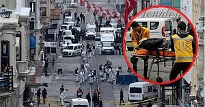 İstanbul'daki patlama dış basında