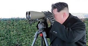 'Kim'den şoke eden nükleer silah talimatı!