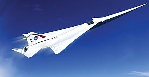 NASA'dan sesten hızlı Süpersonik yolcu uçağı