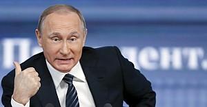 Putin'den kritik 'Suriye' açıklaması