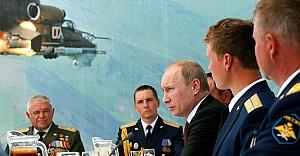 Putin'in Suriye hamlesine ihtiyatlı bakış