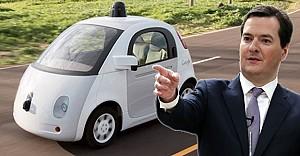 Sürücüsüz arabalar İngiltere'de trafiğe çıkıyor