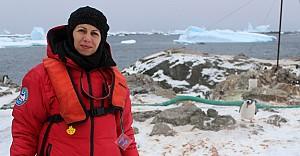 Antarktika'ya ilk Türk bilimsel seferi