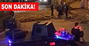 İstanbul'da gece yarısı korkutan patlama!