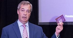 bNigel Farage, kafayı Türkiye#039;yle.../b