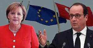 Vize muafiyetine Merkel'den  'askı' önerisi