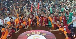 54. Türkiye Kupası Galatasaray'ın