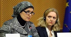 Sundus Abbas AP'de Türkmen dramını anlattı