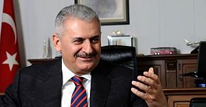 AK Parti genel başkan adayı Binali Yıldırım