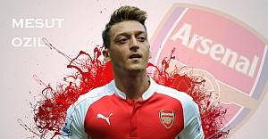 bspan style=color:#008000Arsenal, Mesut Özil#039;e sözleşme.../span/b