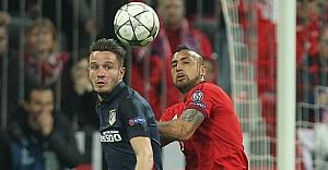 Bayern Münih kazandı, Atletico  finale yükseldi