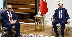 Erdoğan'dan Yıldırım'a hükümet kurma görevi