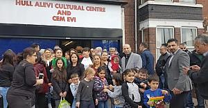 Hull Alevi Kültür Merkezi yeni yerinde