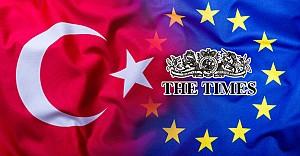 bİngiliz Times #039;Vize serbestisi#039;nden#039;.../b