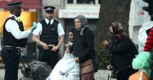 İngiltere'de göçmen sayısı 333 bine yükseldi