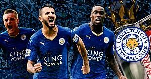 Leicester City, Premier Lig Şampiyonu