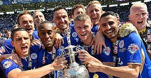 Leicester City'de şampiyonluk 'takım ruhu'nun eseri