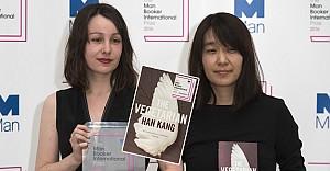 bMan Booker ödülü Güney Koreli yazarın/b