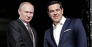 Putin, Türkiye'ye mesajını Atina'dan verdi