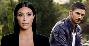 Ünlü aktör Kim Kardashian...