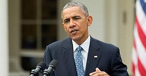 """ABD Başkanı Obama: """"Türkiye ile yakından çalışmayı sürdüreceğiz"""""""