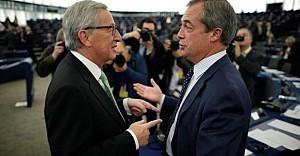 Avrupa Parlamentosu'nda...