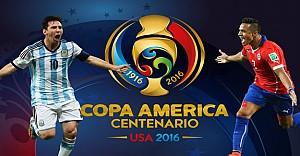 Copa America'da şampiyon belli oluyor