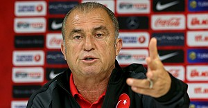 Fatih Terim Slovenya maçı öncesi konuştu