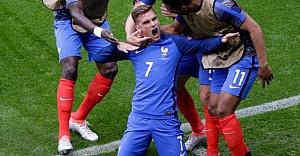Fransa 2-1 İrlanda