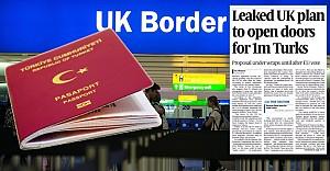 İngiltere'den, 1,5 milyon Türk'e vize muafiyeti!