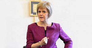 İskoç lider ikinci referandum sinyali verdi